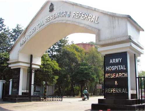 Army Research and Referral Hospital, New Delhi