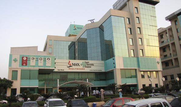 Max Hospital, New Delhi