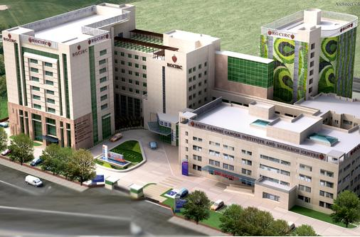 Rajiv Gandhi Cancer Institute & Research Centre, New Delhi